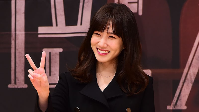 """Park Eun Bin Discusses Differences Between Her """"Judge Vs. Judge"""" And """"Age Of Youth"""" Characters"""