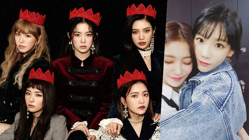 "Red Velvet Shares What Taeyeon Had To Say About ""Peek-A-Boo"" And ""Red Flavor"""