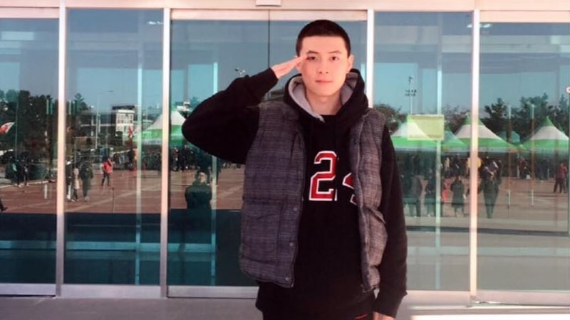 Former MADTOWN's Buffy Enlists In The Marines And Thanks Fans For Their Support