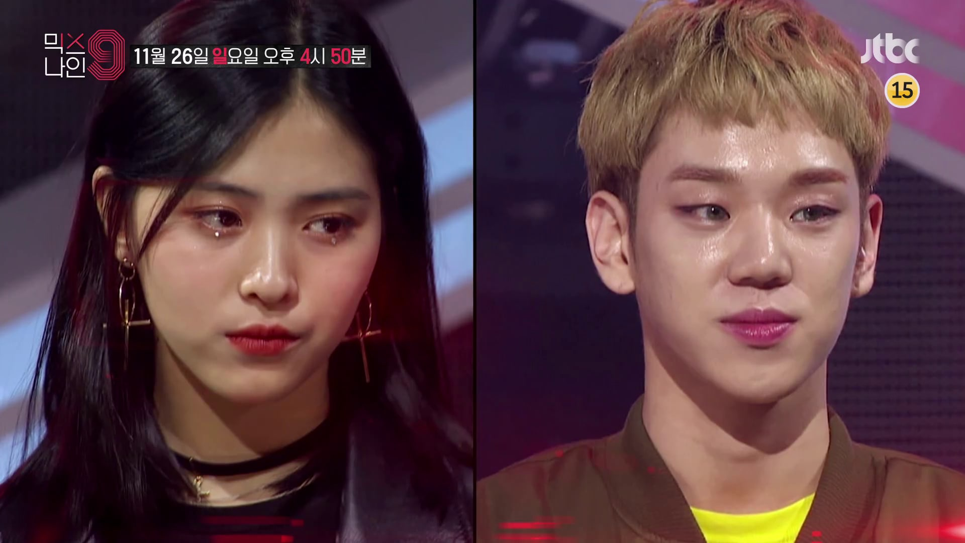"""Watch: """"MIXNINE"""" Teases Intense Female Vs. Male Position Battle In New Preview"""