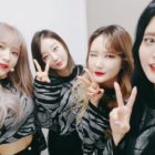 """Watch: EXID Grabs 1st Win For """"DDD"""" On """"The Show,"""" Performances By Red Velvet, MONSTA X, ASTRO, And More"""