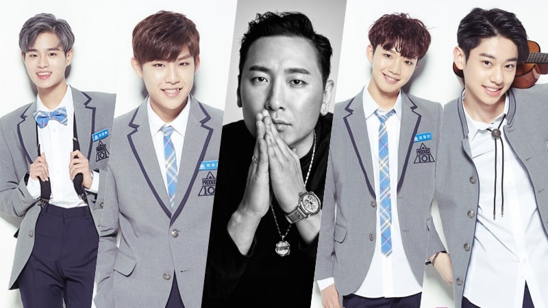 "Rhymer Explains The Warning He Gave Brand New Music Trainees Before ""Produce 101 Season 2"""