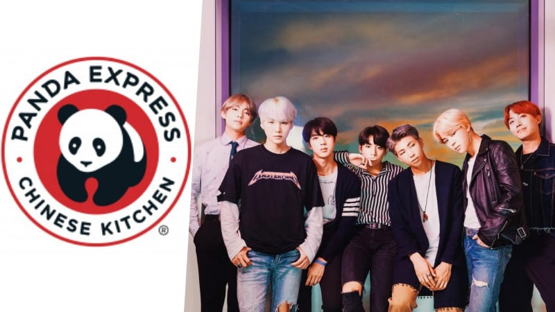 Panda Express Loves BTS Just As Much As The Group Loves Their Food