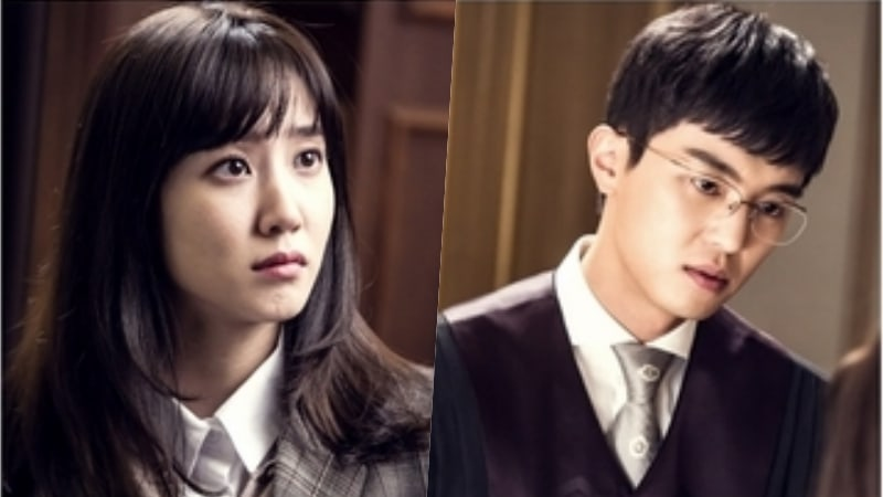 "Park Eun Bin And Yeon Woo Jin Face Off In New ""Judge Vs. Judge"" Preview"