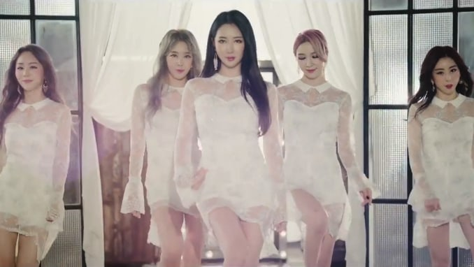 """Watch: New Girl Group Blah Blah Debuts With Enticing MV For """"Good Job"""""""