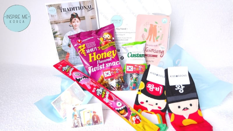 Giveaway: Celebrate The Holiday Season With A Taste Of Korea And Great Deals