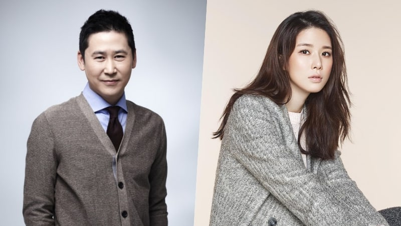 Shin Dong Yup And Lee Bo Young To MC The 2017 SBS Drama Awards