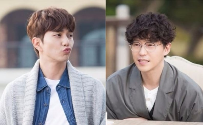 "Yoo Seung Ho And Uhm Ki Joon Show Off Bromance In New ""I Am Not A Robot"" Stills"