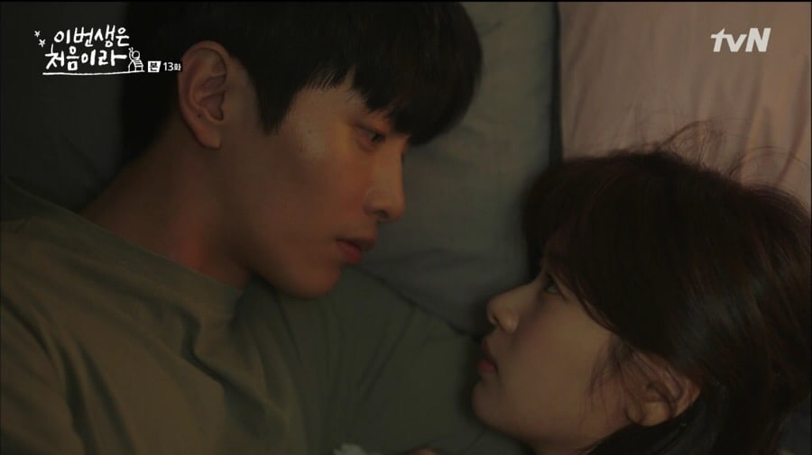 """12 Heart-Stopping Moments From Episodes 13 And 14 Of """"Because This Is My First Life"""""""
