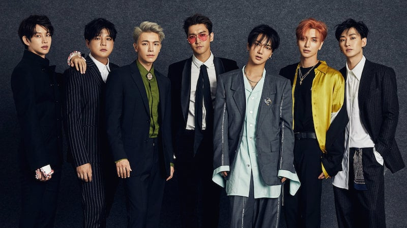 "Super Junior Responds To Being Called ""Legends"" | Soompi"