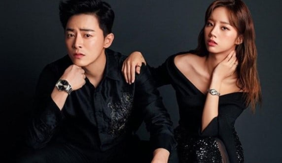 """Two Cops"" Co-Stars Jo Jung Suk And Hyeri Open Up About Age Difference"