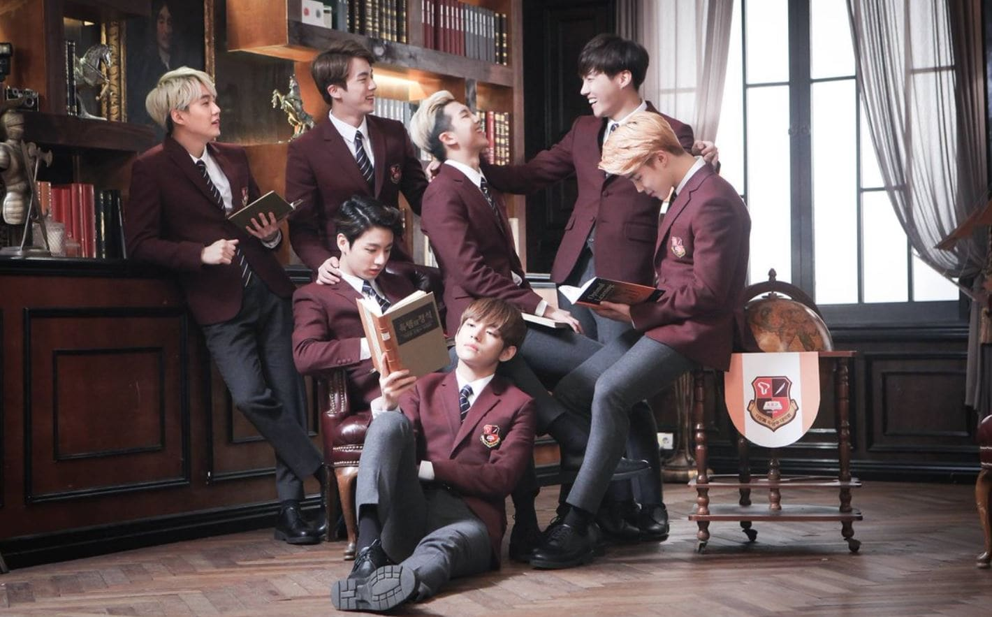 English Expressions That Will Always Remind Us Of BTS