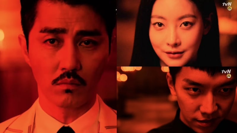 "Watch: ""Hwayugi"" Releases Intense First Teasers For Cha Seung Won, Oh Yeon Seo, And Lee Seung Gi"