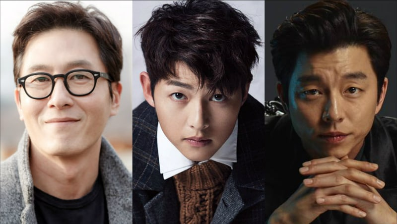 November Movie Actor Brand Reputation Rankings Revealed