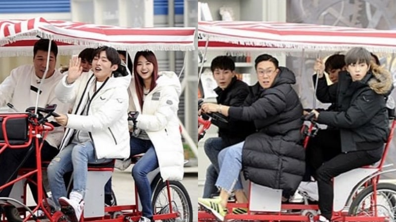"""Master Key"" Players Try To Pedal Their Way To Victory In New Preview Stills"