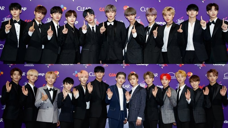 Wanna One, SEVENTEEN, And More Take Home Awards At 2017 MAMA In Vietnam