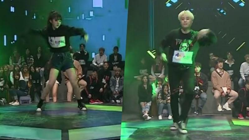 "Watch: ""The Unit"" Contestants Face Off In A Fierce Dance Battle"