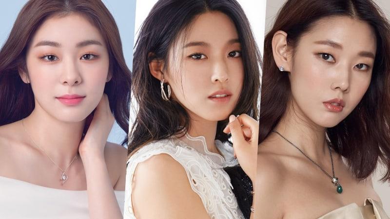November Female Advertisement Model Brand Reputation Rankings Revealed