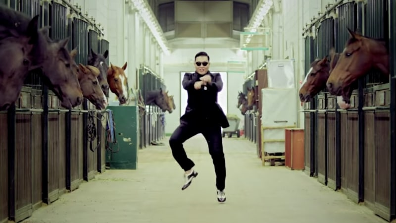 "PSY's ""Gangnam Style"" Becomes First Korean MV To Surpass 3 Billion Views"