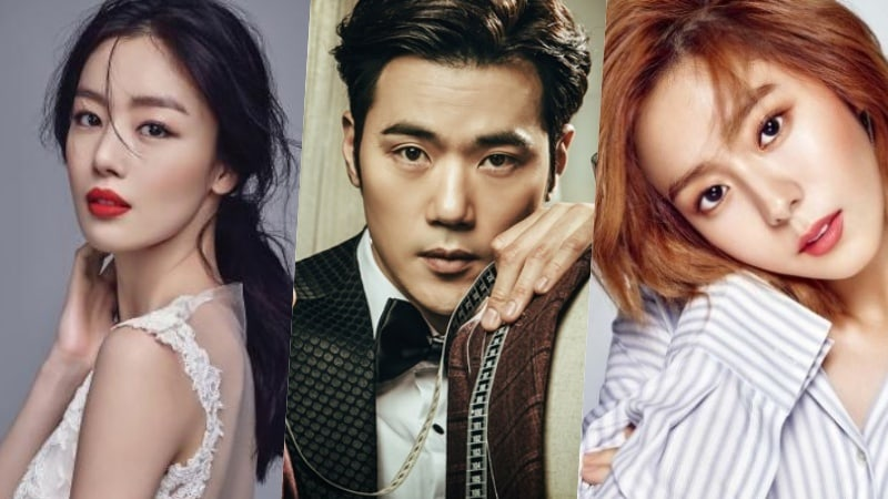 Han Sun Hwa Joins Kim Kang Woo and UEE's New Weekend Drama