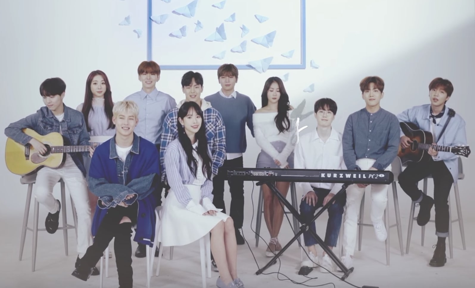 "Watch: Starship Artists Come Together For A Beautiful Rendition Of ""Butterfly"""