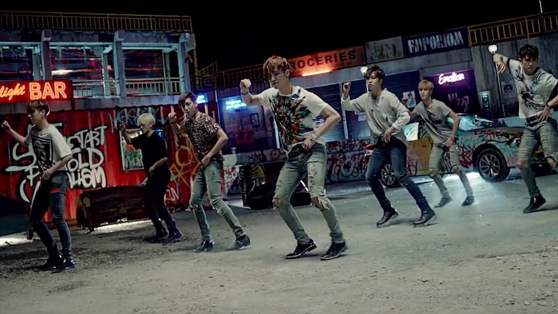 """GOT7's """"If You Do"""" Becomes Their 2nd MV To Hit 100 Million Views"""