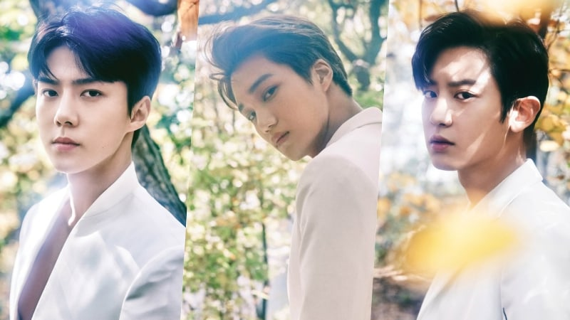 EXO's Sehun, Kai, And Chanyeol Open Up About Their Self-Created Solo Stages At Recent Concert