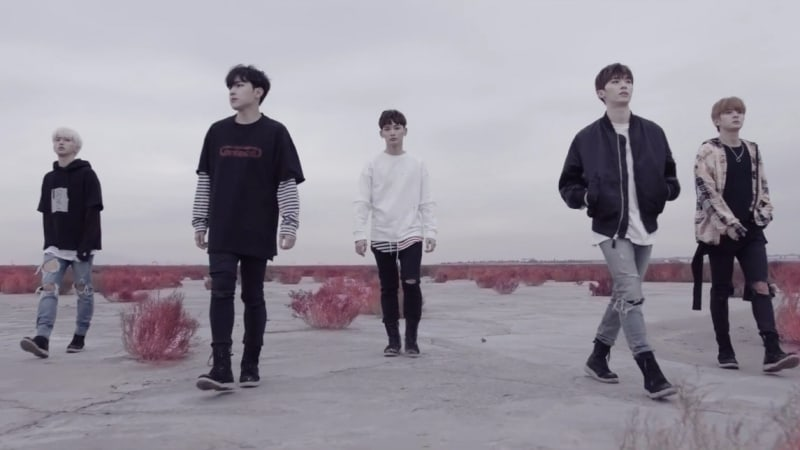 "Watch: MAP6 Is Heartbroken In Dramatic ""Love Is Gone"" MV"