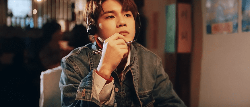 Update: Huh Gak Teases MV Featuring Wanna One's Ong Sung Woo For Upcoming Single