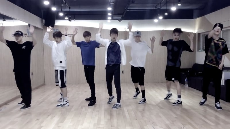 "Watch: GOT7 Drops New Dance Practice Video To Celebrate 100 Million Views For ""If You Do"" MV"