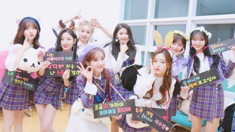 Woollim Apologizes For Controversy Regarding Lovelyz's Manager At A Fan Sign