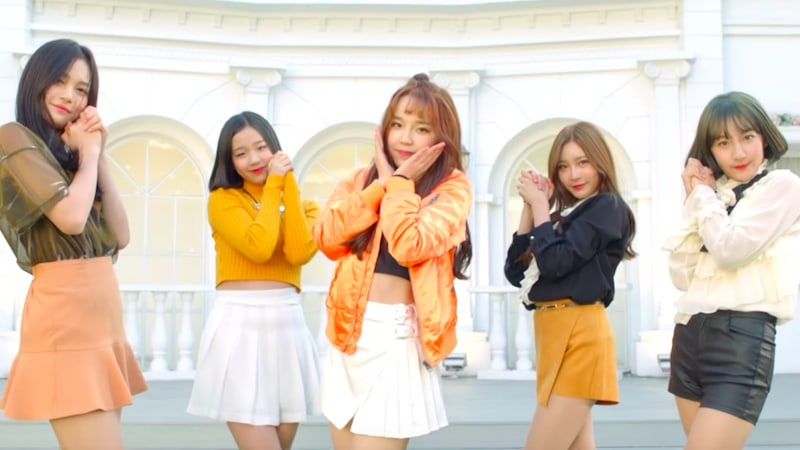 Watch: Girl Group Busters Makes Charming Debut With MVs Directed By Super Junior's Shindong