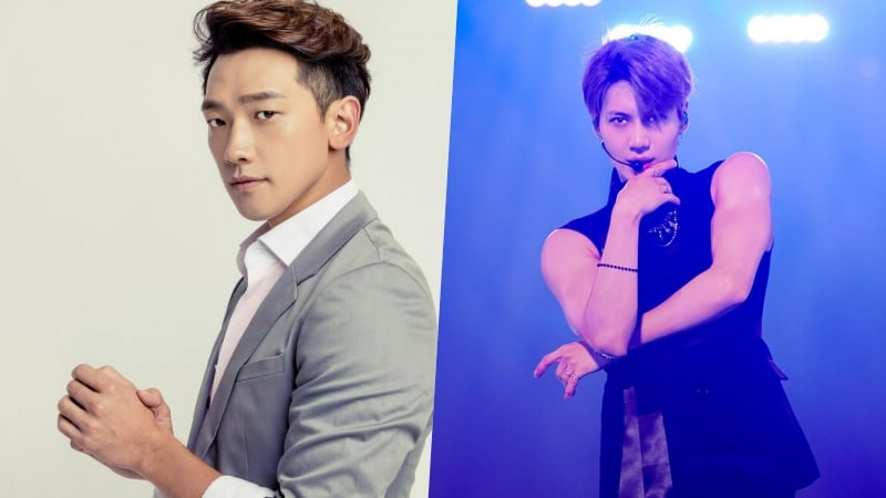 Rain Explains Why He'd Want To Work On Music With SHINee's Taemin