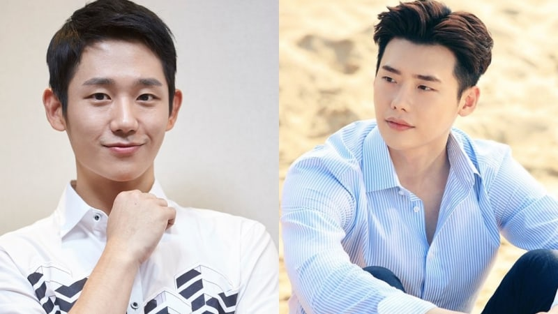 Jung Hae In Talks About How Lee Jong Suk Helped Him
