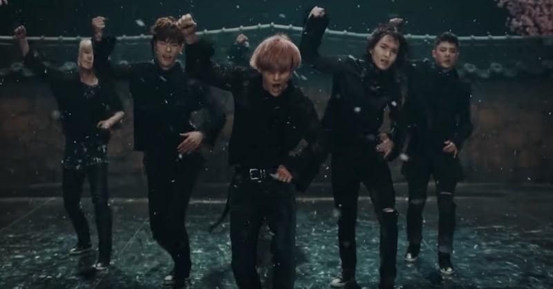 "Watch: Boy Group BLK Debuts With ""Hero"" MV"