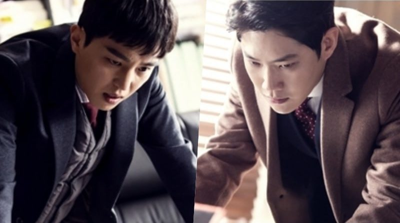 "Yeon Woo Jin Suspects Dong Ha Of Being A Murderer In New ""Judge Vs. Judge"" Stills"