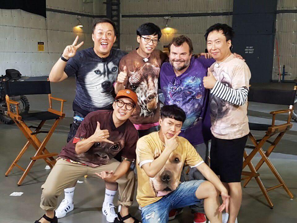 """Jack Black Expresses Desire To Reappear On """"Infinite Challenge"""" And Reveals He's Begun Learning Korean"""