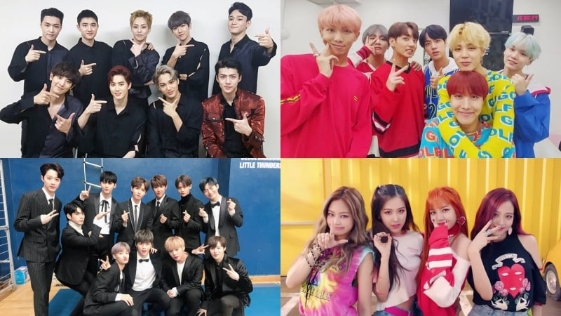 2017 MAMA Voting Is Now Over. Here Are The Current Rankings