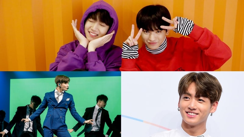 Ahn Hyeong Seop And Lee Eui Woong Explain Why SHINee's Taemin And BTS's Jungkook Are Their Role Models