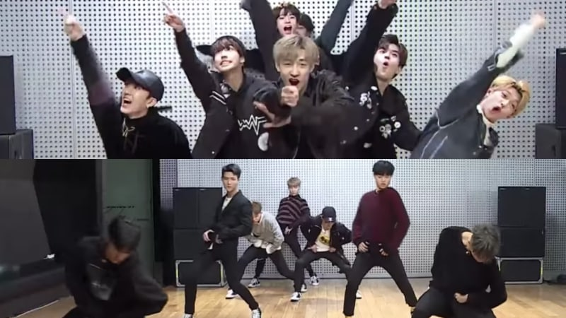 Watch: JYP And YG Trainees Amaze Each Other With Their Vocal And Dance Skills During Battle
