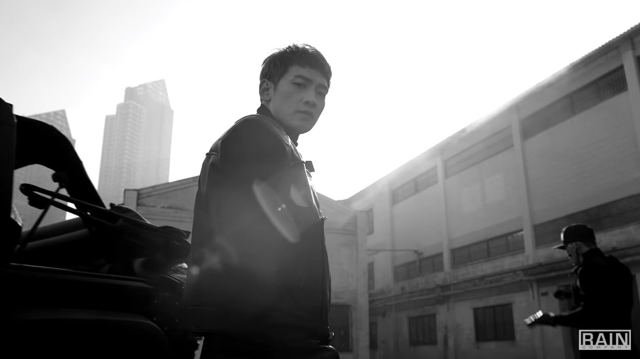"Watch: Rain Releases Intense MV Teaser For Upcoming Title Track ""Gang"""