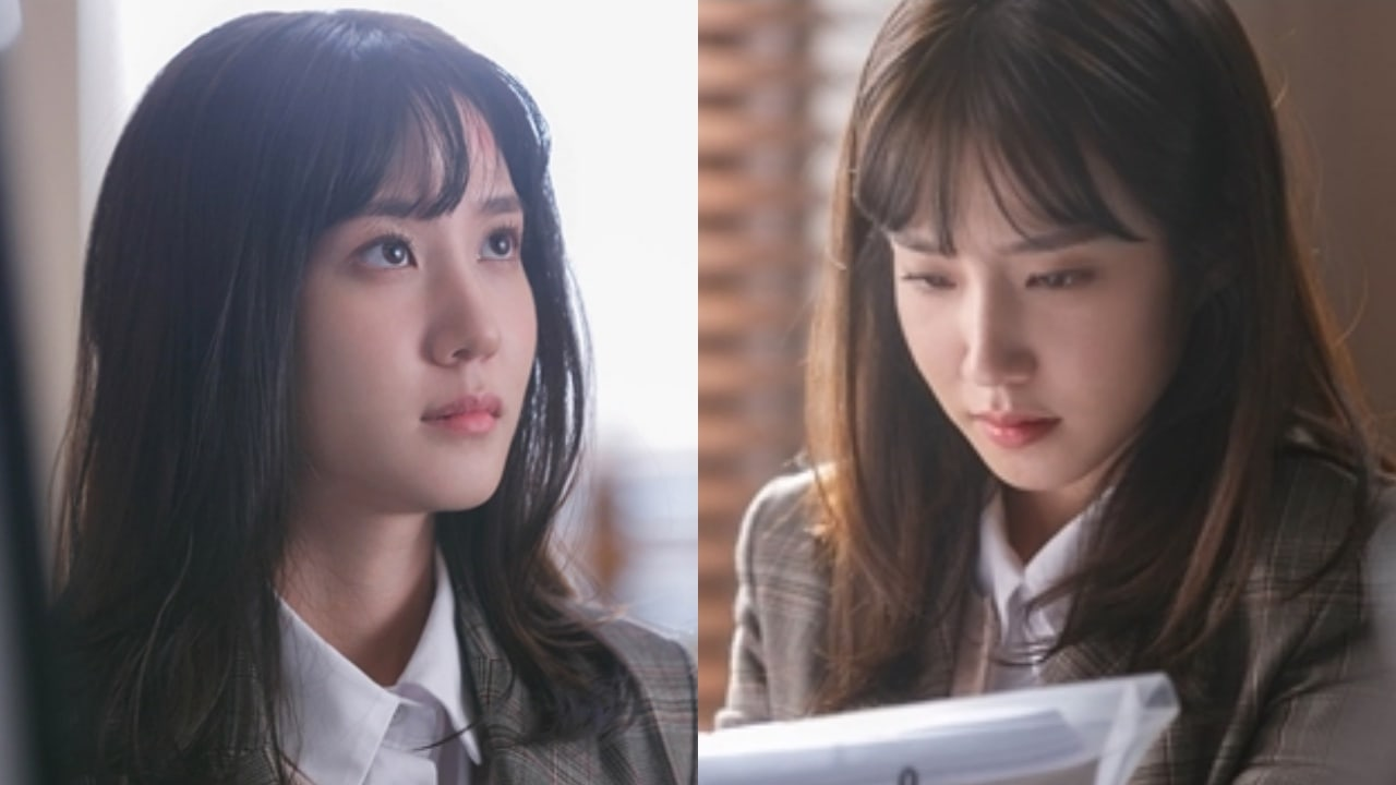 """Park Eun Bin Perfectly Embodies Her Character In New Stills For """"Judge Vs. Judge"""""""
