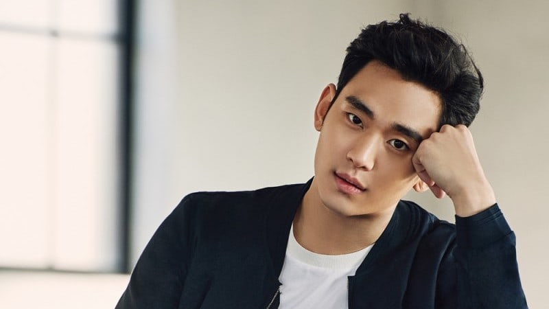 Kim Soo Hyun Receives Official Military Assignment And Award Of Excellence