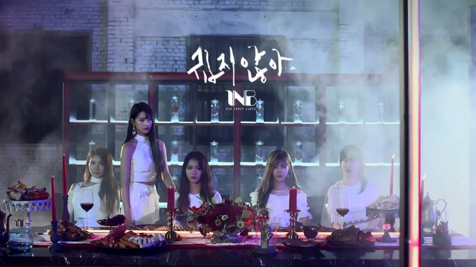 "Watch: New Girl Group 1NB Debuts With Vengeful MV For ""Where U At"""