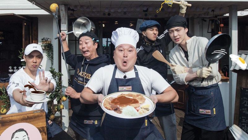 """Kang's Kitchen"" Debuts At No. 1 In Content Power Index Rankings"