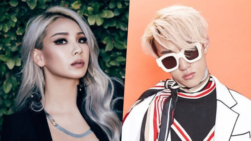 "CL And Zion.T To Appear On Candid Talk Show ""Life Bar"""