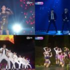 Performances From 2017 Mnet Asian Music Awards (MAMA) In Japan