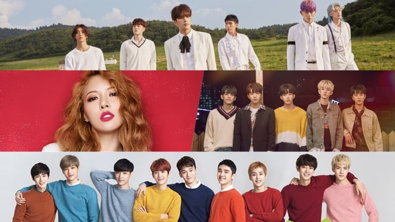 December Comebacks And Holiday Releases To Get Excited For