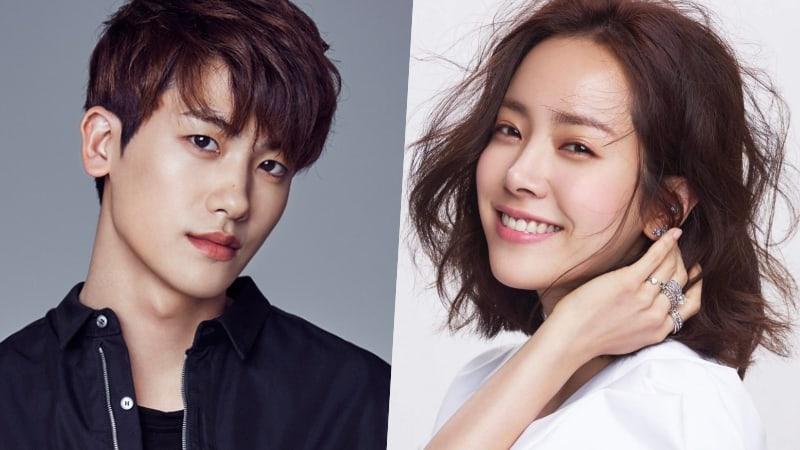Park Hyung Sik و Han Ji Min يؤك دان بطولتهما للفلم القصير Two Rays Of Light Kdrama Stars 1