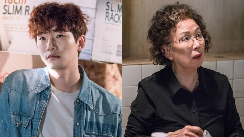 "2PM's Junho And Na Moon Hee Show Friendship That Transcends Age In Stills For ""Just Between Lovers"""